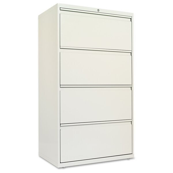 4-Drawer File Cabinet by Alera®