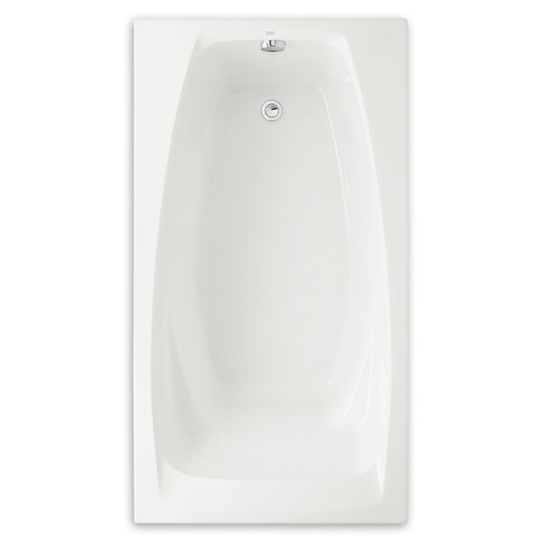 Colony 60 x 33 Drop in Soaking Bathtub by American
