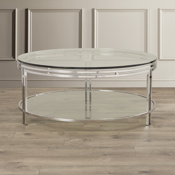 Distefano Coffee Table By Everly Quinn