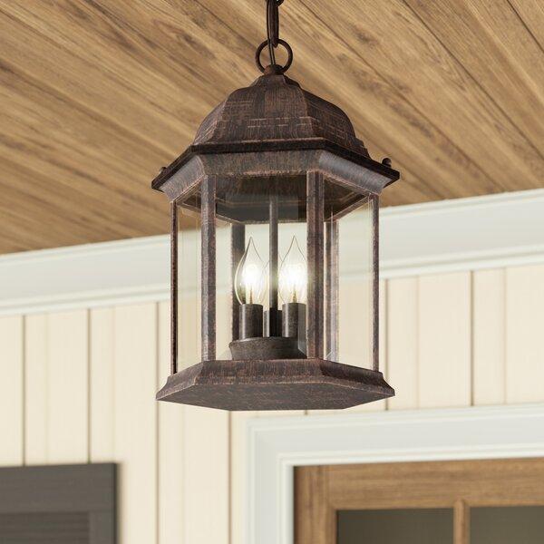 Herrick 3-Light Hanging Lantern by Three Posts