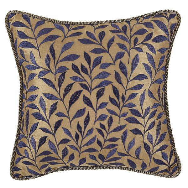 Margaux Fashion Throw Pillow by Croscill Home Fashions