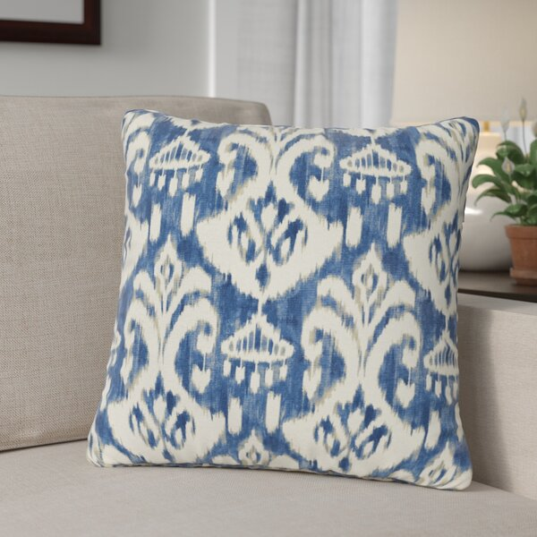 Pederson Indoor/Outdoor Throw Pillow (Set of 2) by Andover Mills