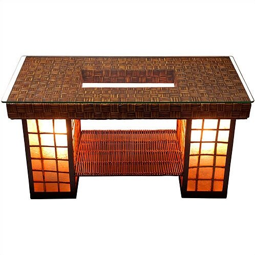 Renato Coffee Table by Oriental Furniture