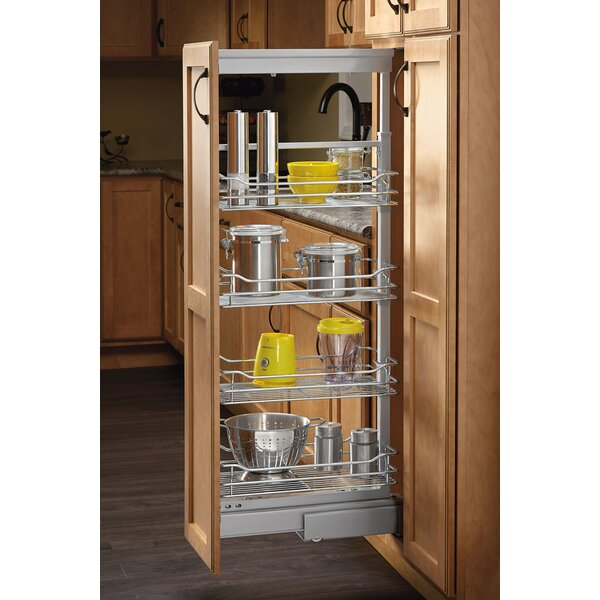 51 Kitchen Pantry by Rev-A-Shelf