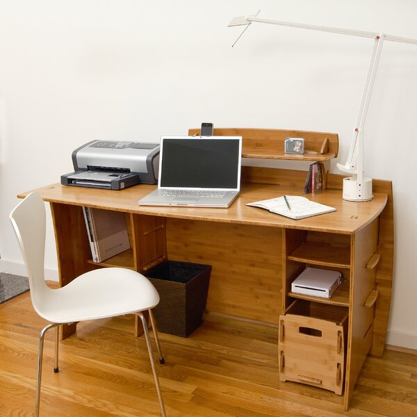 Sustainable Series Straight Writing Desk