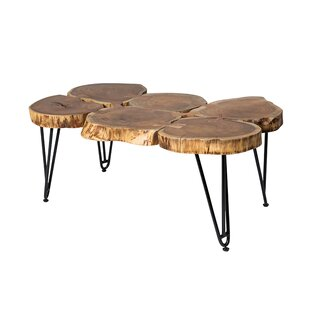 Logsdon Coffee Table Union Rustic