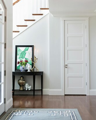 How To Choose An Area Rug For Your Entryway
