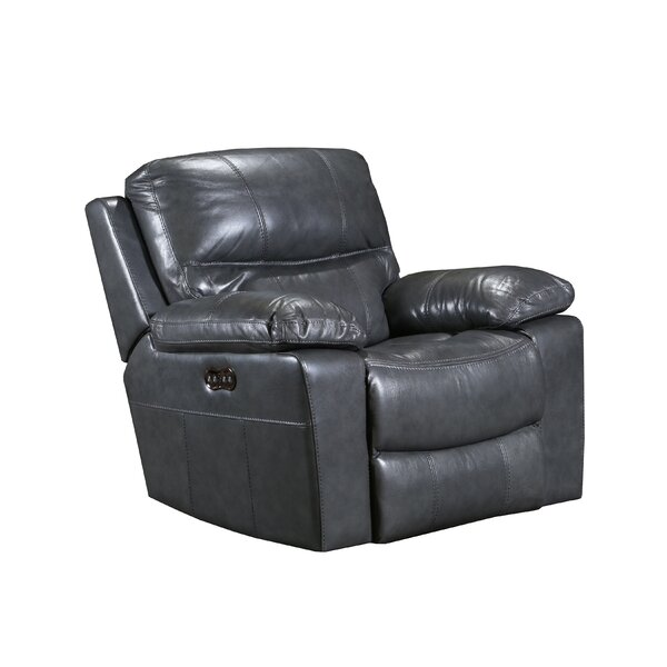 Palethorp Soft Touch Power Glider Recliner [Red Barrel Studio]