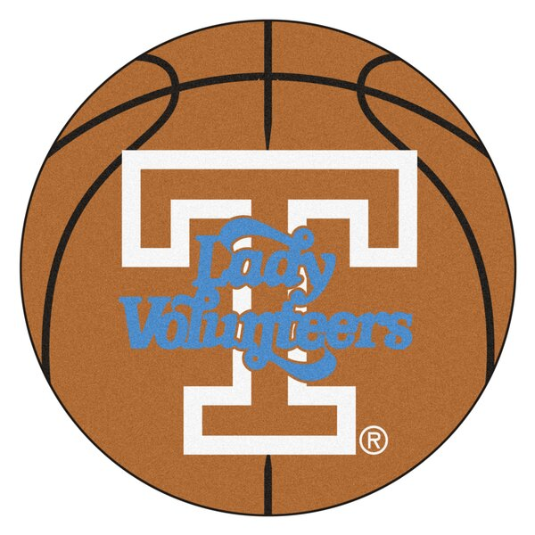 NCAA University of Tennessee Basketball Mat by FANMATS
