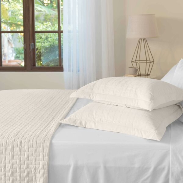 Lux Single Coverlet