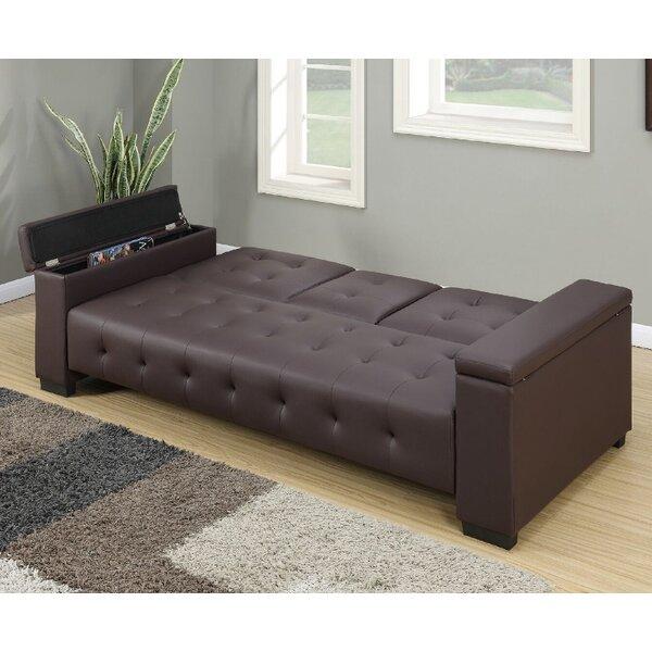Cortez Adjustable Storage Sofa by A&J Homes Studio