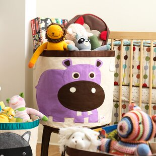 Savings Hippo Storage Bin By3 Sprouts