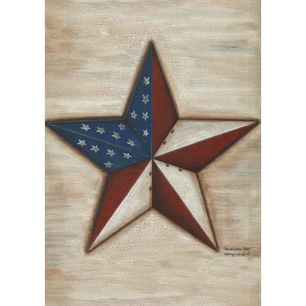 American Star Garden flag by Toland Home Garden