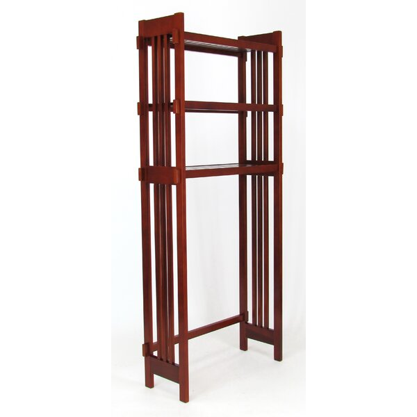 Devers Etagere Bookcase By Winston Porter