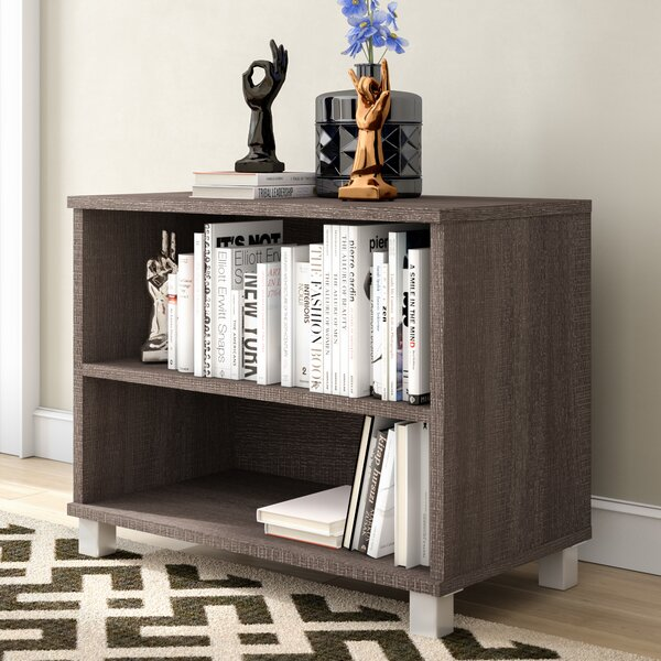 Ariana Standard Bookcase by Mercury Row