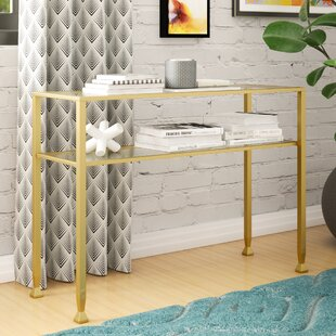 Collingdale 41.75 Console Table by Mercury Row