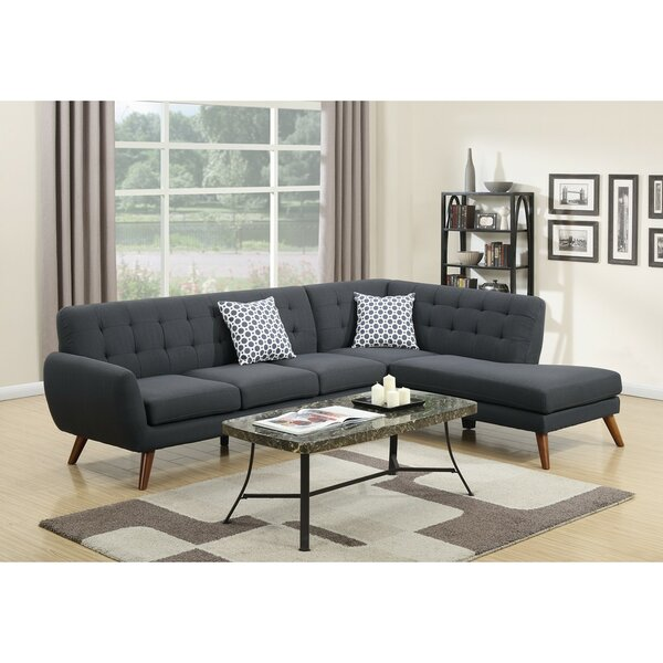 Check Out Our Selection Of New Bonilla Sectional by George Oliver by George Oliver
