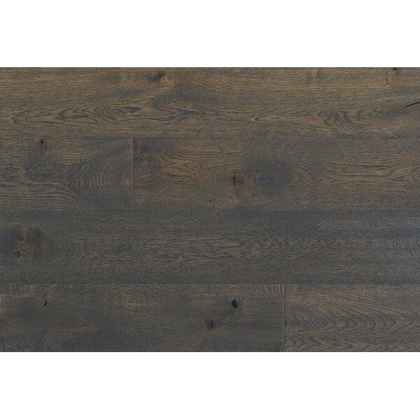 Anna 7-1/2 Engineered Oak Hardwood Flooring in Brown by Majesta