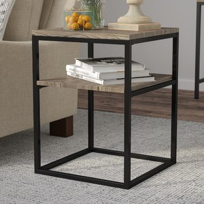Forteau End Table by Laurel Foundry Modern F..