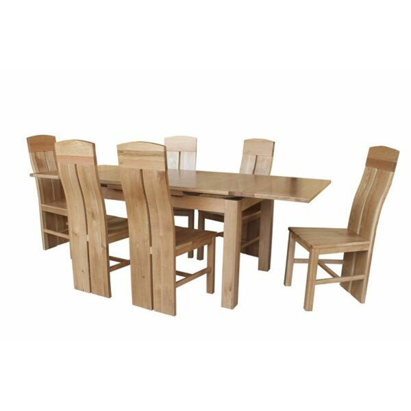 Pecor 7 Piece Extendable Dining Set by Loon Peak
