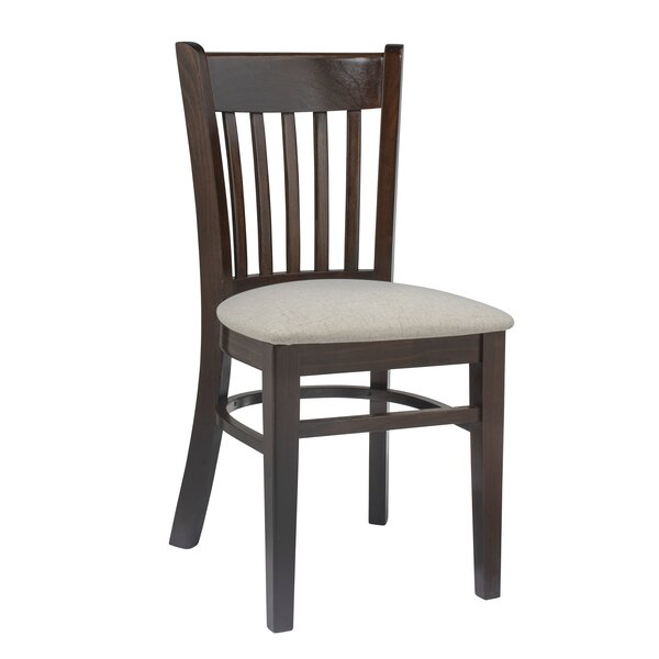 Uxbridge Solid Wood Dining Chair (Set of 2) by Charlton Home