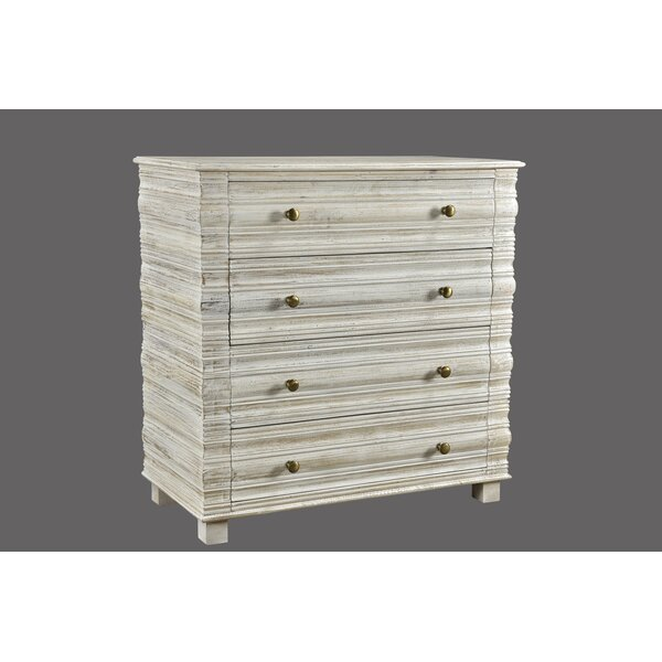 Endsley 4 Drawer Bachelors Chest by Bungalow Rose