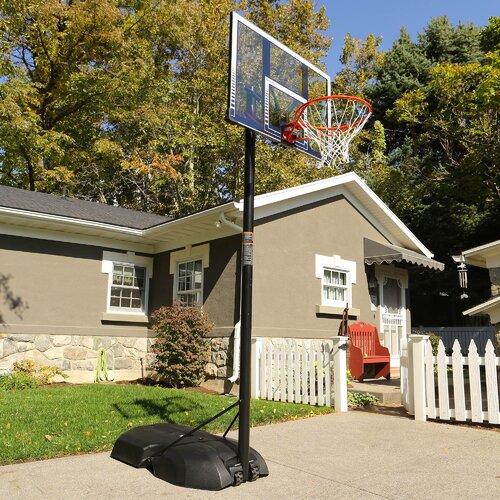 Lifetime Adjustable 44 Inch Portable Basketball Hoop