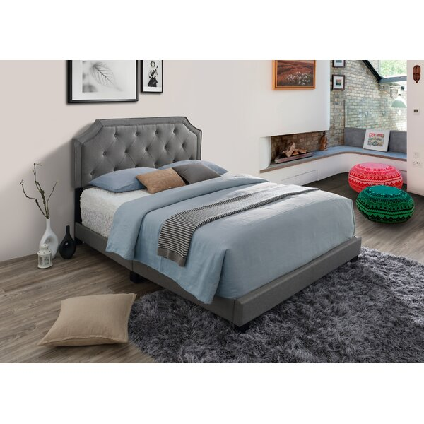 Makenna Standard Bed by Alcott Hill
