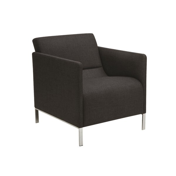 Slim Single Cat A Arm Lounge Chair by B&T Design