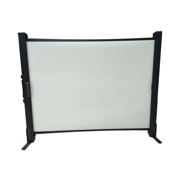 ProHT Matte 40 Diagonal Portable Projection Screen by Inland Products