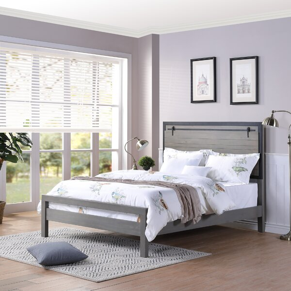 Alpert Queen Platform Bed by Foundry Select