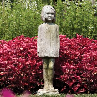 Attrayant Children Starlette Outdoor Statue