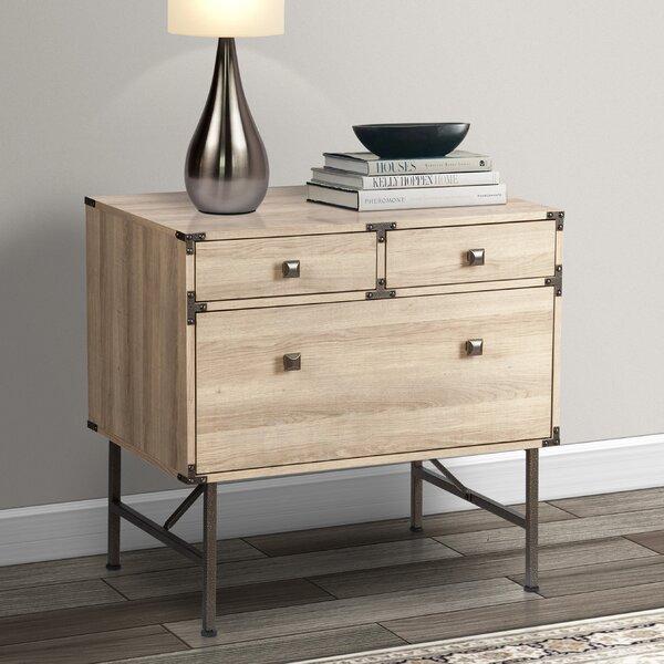 Mcnaughton 3-Drawer Lateral Filing Cabinet