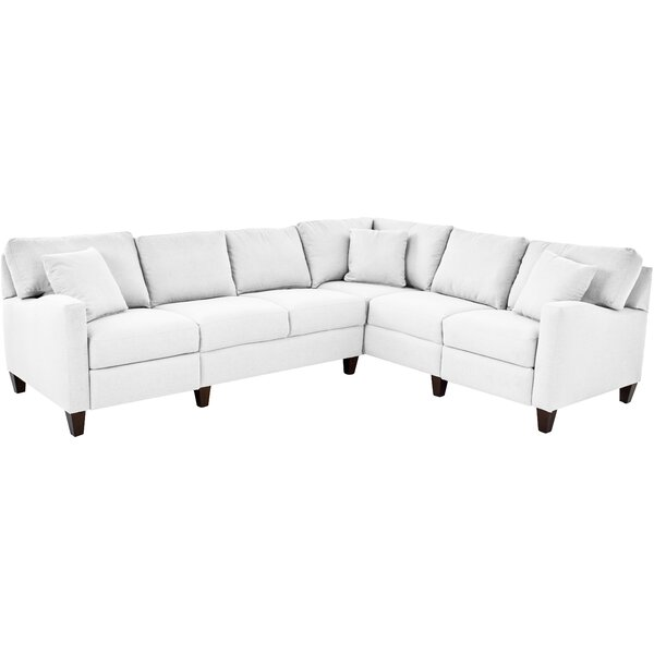 Reclining Sectional By Wayfair Custom Upholstery™