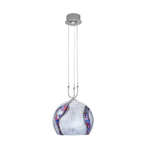 Luna 2 - Light Globe Pendant Kolarz Size: 200cm H x 40cm W x