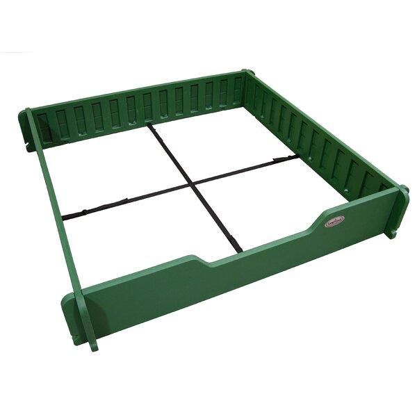 Solid Surface Strap Kit for Sandbox by Sandlock Sandboxes