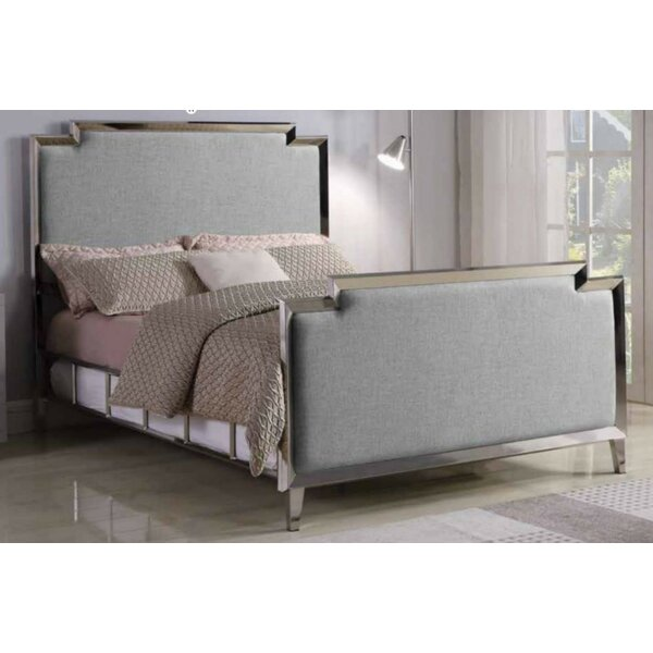 Coldfield Upholstered Standard Bed by Everly Quinn