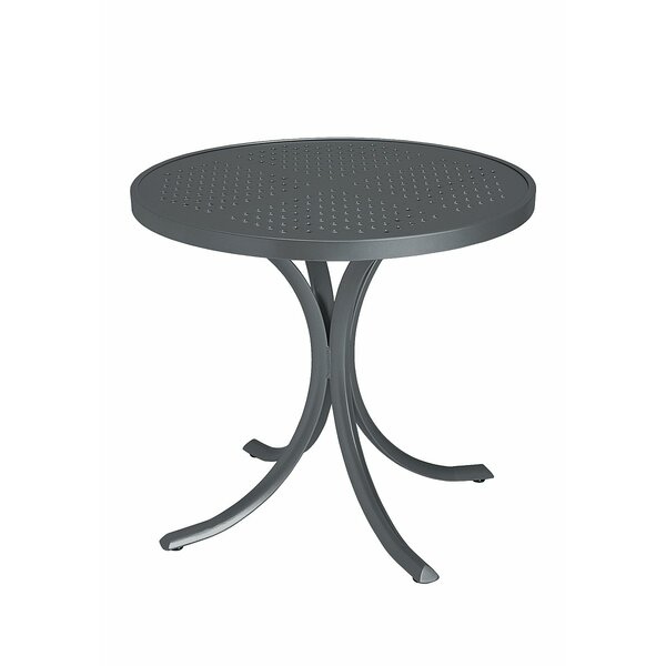 Boulevard Aluminum Dining Table by Tropitone