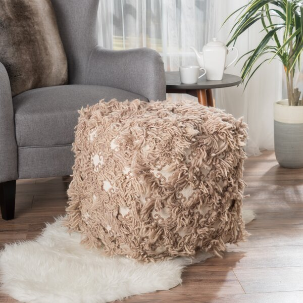 Kitty Pouf by Bungalow Rose