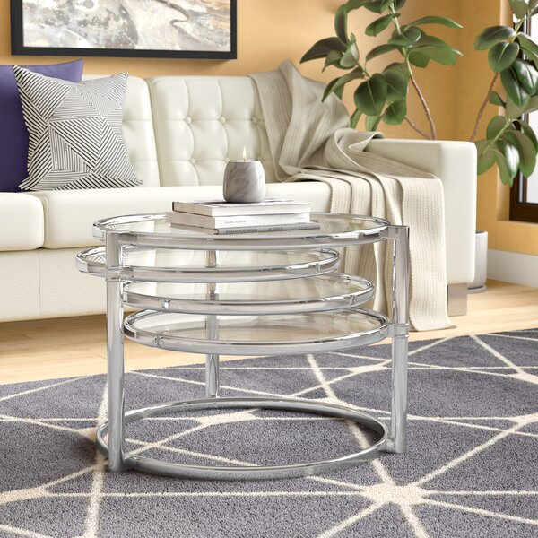 Cotham Coffee Table By Wade Logan