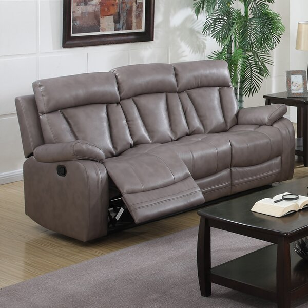 Leanne Reclining Sofa by Latitude Run