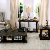 Althea 3 Piece Coffee Table Set by Alcott Hill®