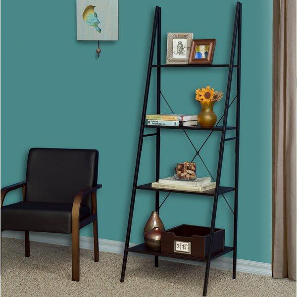 Taniya 72 Ladder Bookcase by Ebern Designs