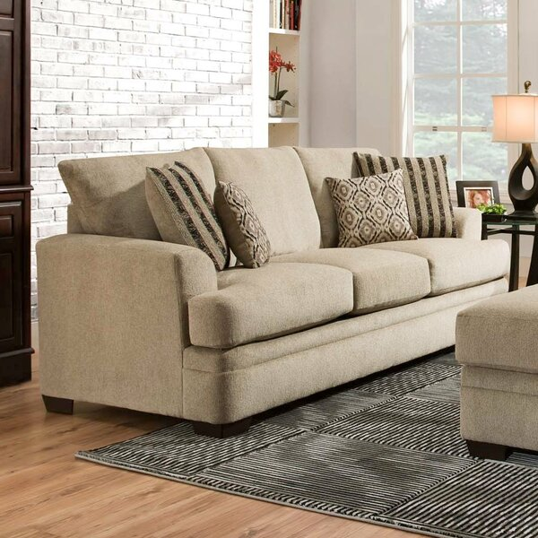 Great Sale Calexico Sofa by Chelsea Home by Chelsea Home
