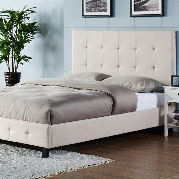 Tiara Upholstered Platform Bed by Latitude Run