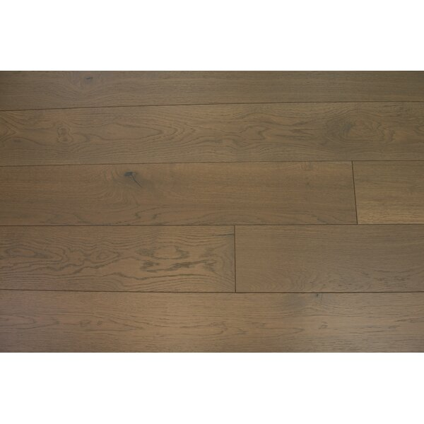 Berlin 7-1/2 Engineered Oak Hardwood Flooring in Seminario European White by Branton Flooring Collection
