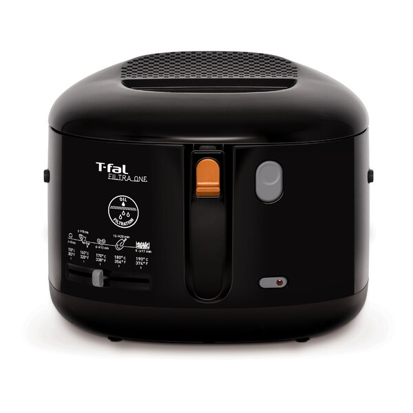 2.1 Liter Compact Deep Fryer by T-fal