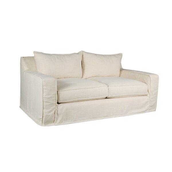 Best #1 Polina Plush Deep Sofa By Gracie Oaks Great Reviews