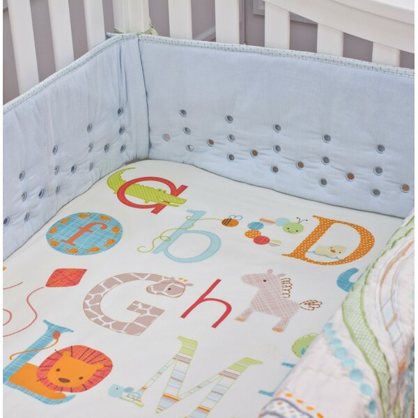 Corduroy Airflow Crib Safety Bumpers by Nurture Im