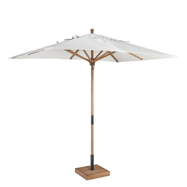 Hugh 6' Market Umbrella by Darby Home Co Darby Home Co